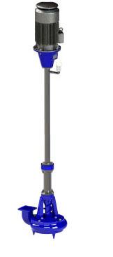 Eldriven Vertikalpump För långa sträckor